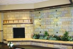 Freeport-Clinic-Fireplace-Waterfall